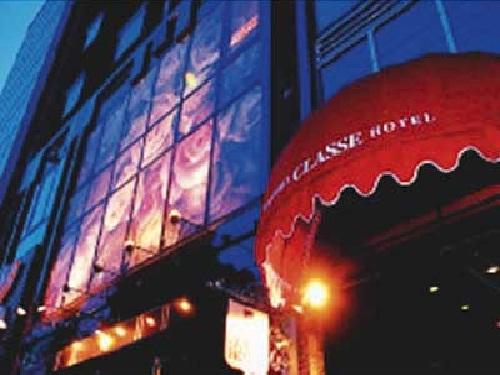 基本(割増なし)ホテル 「札幌クラッセホテル」 外観