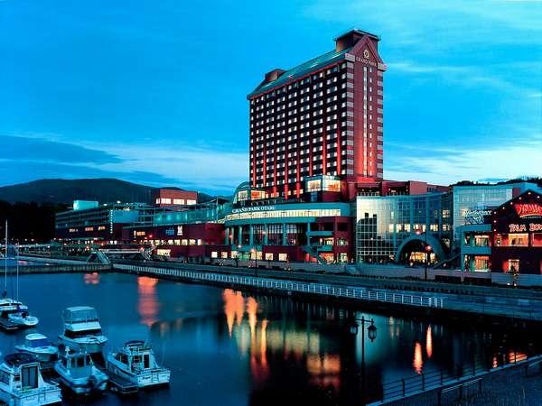 小樽港マリーナに面したベイリゾート♪ 海や山の眺望を満喫!うれしい全館Wi−Fi完備! ビジネスに!観光に!北海道 小樽築港ステイ!スタンダードプラン