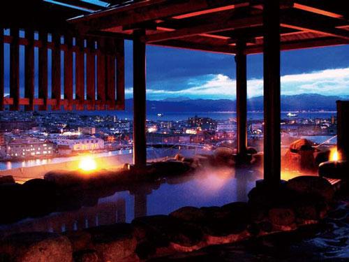 北海道好きのみなさまにオススメ★旅して元気に!温泉を楽しもう!! 大好き!北海道 禁煙セミダブル2名利用