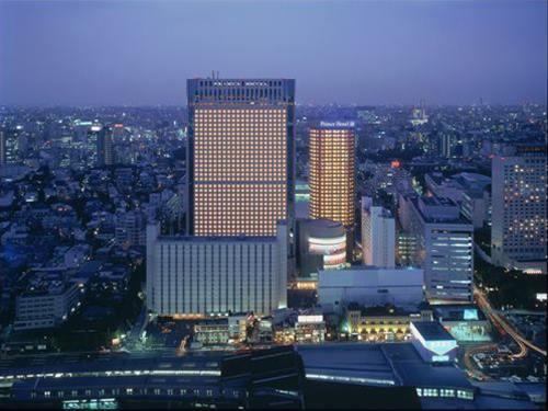 品川プリンスホテル(全景)