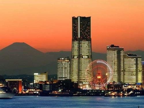 客室全てが52階以上の高層階♪ハイクラスホテルに宿泊! ヨコハマお得にステイ♪ ショートステイプラン ダブル・ツイン
