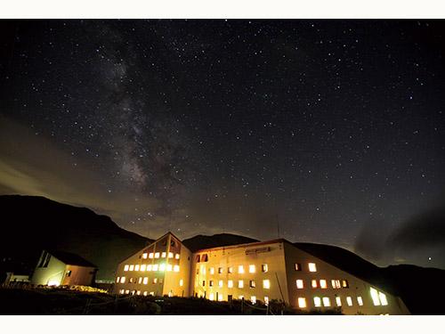 星に一番近いリゾート ホテル立山で過ごす 2日間