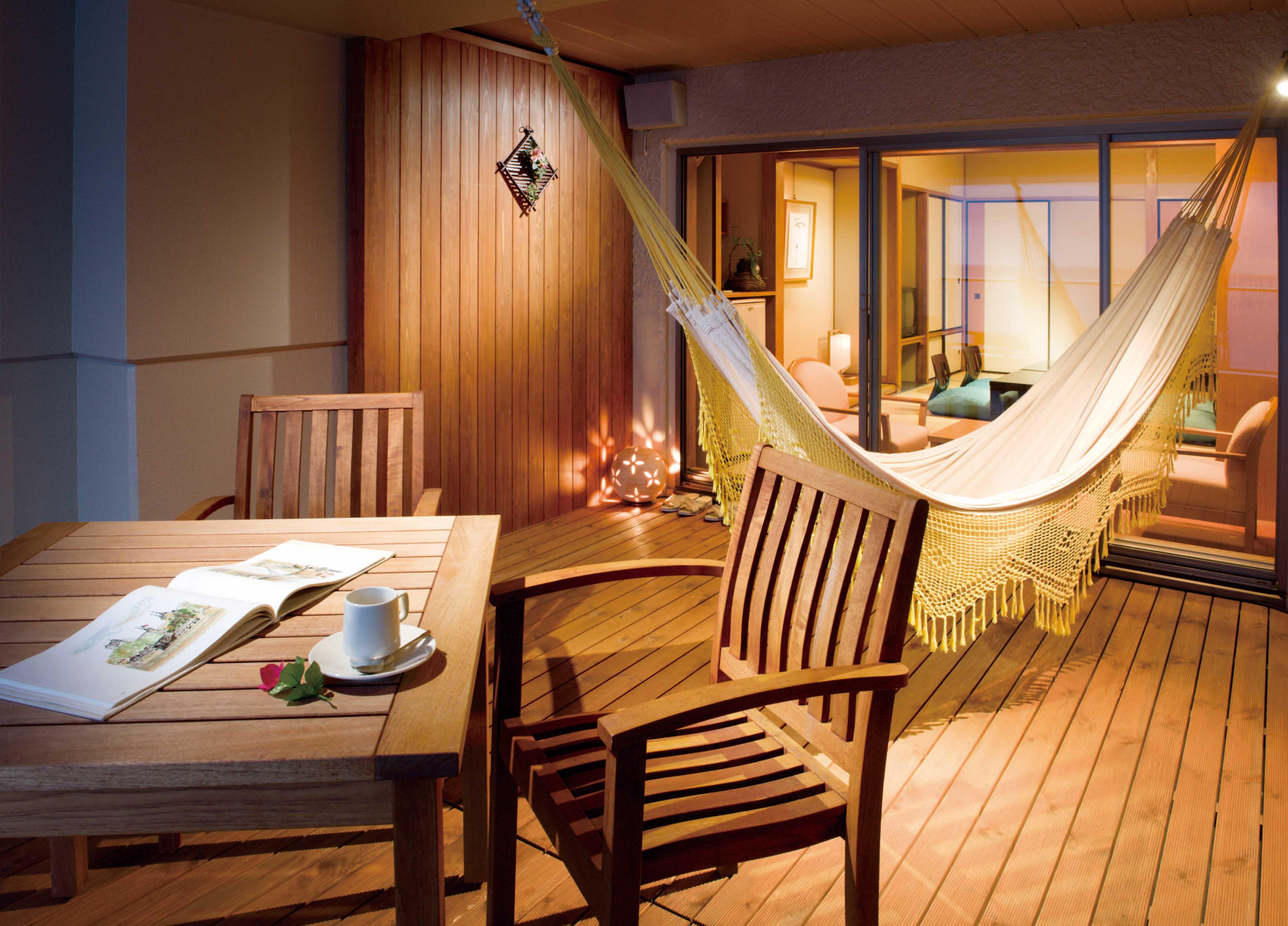 【お部屋食】お誕生日、記念日にもおすすめ♪ 憧れの宿に泊まろう 熱海・伊豆 会席料理プラン 展望デッキテラス付き和室