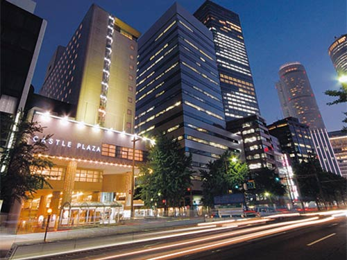 キャッスル プラザ ホテル 名古屋