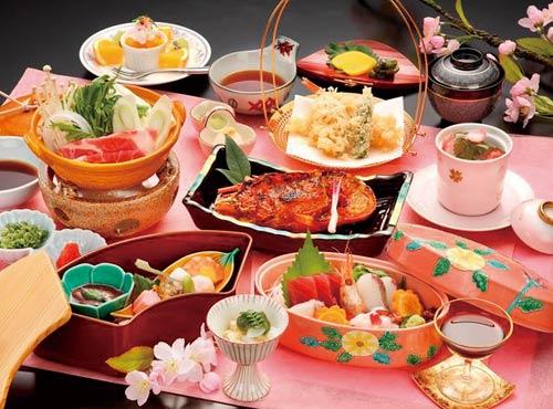 夕食「藤の膳」のイメージ