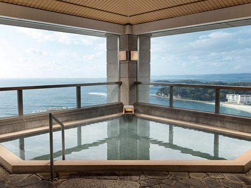 南紀白浜マリオットホテル 海側和洋室 2日間