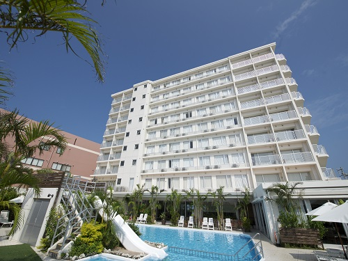 2018年 ホテルプラン シティ&リゾート 沖縄 ツイン3名定員