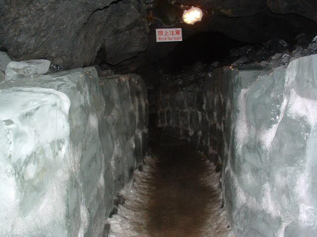 洞内のイメージ