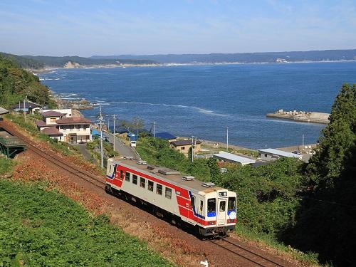 三陸鉄道のイメージ
