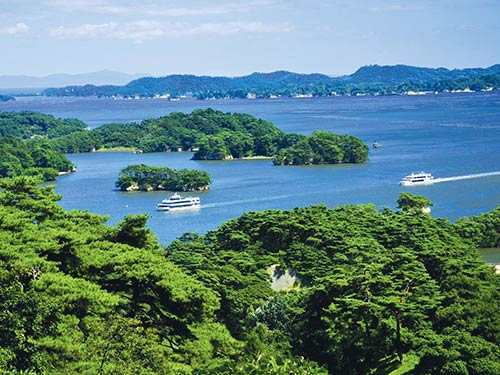 世界遺産・平泉と松島・瑞巌寺をめぐるみちのくの旅 3日間