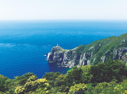 大瀬崎灯台(福江島)