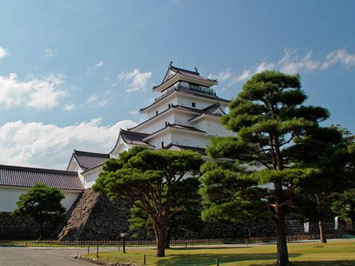 鶴ヶ城のイメージ