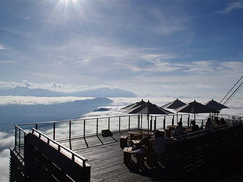 「SORA terrace」観光ツアー付