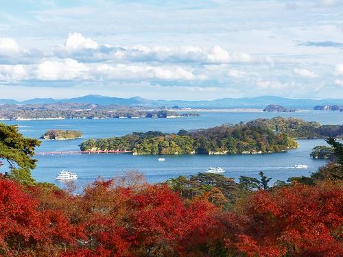 世界遺産平泉と日本三景松島をめぐる 3日間