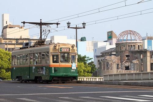 広島の街並みのイメージ(写真提供:広島県)