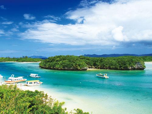 観光タクシーでめぐる 宮古島・八重山諸島10島めぐり 4日間