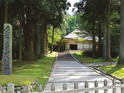 中尊寺金色堂のイメージ