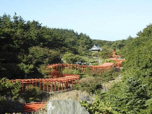高山稲荷神社のイメージ