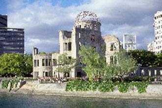 広島市 原爆ドーム・平和記念公