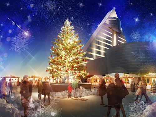 クリスマスマーケットのイメージ