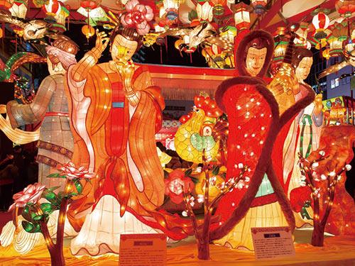 長崎ランタンフェスティバル イメージ