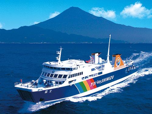 【富士山を望む駿河湾クルーズ付】はじめての伊豆 3日間