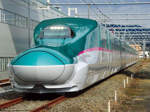 新幹線の一例